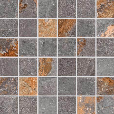 mozaic, slate